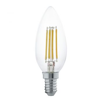 Becuri LED Bec Led E14 4W 2700K Eglo 11496