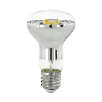 Becuri LED Lm-E27-R63 6W 2700K Klar Dimmbar 1 Stk Eglo 11763