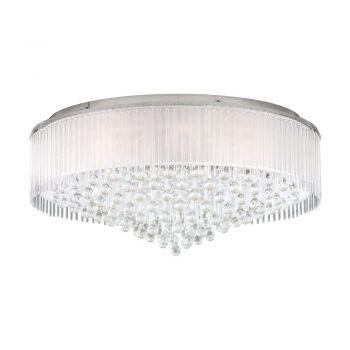 Corpuri iluminat Crystal Design Dl-12 D760 Chrom-Kristal 'Montesilvano' Eglo 39334