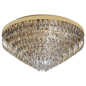 Corpuri iluminat Crystal Design Dl-16 Gold-Optik-Kristale 'Valparaiso' Eglo 39459