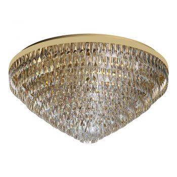 Corpuri iluminat Crystal Design Dl-25 Gold-Optik-Kristale 'Valparaiso' Eglo 39461