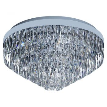 Corpuri iluminat Crystal Design Dl-11 E14 Chrom-Kristale 'Valparaiso 1' Eglo 39491