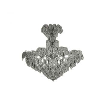 Corpuri iluminat Crystal Design Hl-9 E14 Messing-Kristal 'Fenoulet 1' Eglo 39606