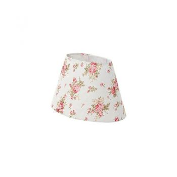 Iluminat Vintage Schirm E27-E14 250X160 Ws M-Blumen Pink Eglo 78424