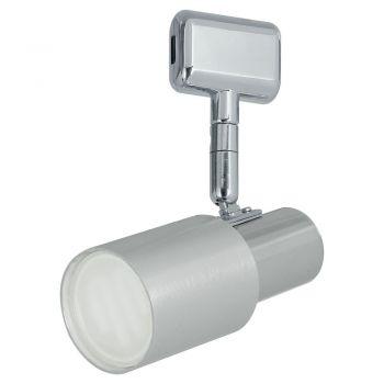 Corpuri de iluminat pe cabluri Spot 1X9W Crom-Alum-Poli-'Power Line' Eglo 88249