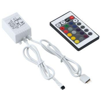 Banda LED Rgb-Fernbedienung Inkl-Kabel Eglo 92318