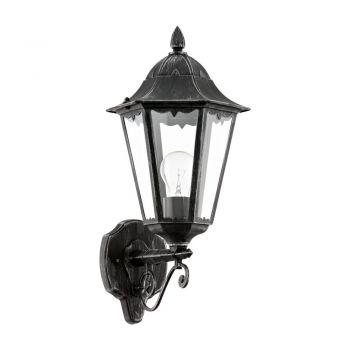 Corpuri de iluminat exterior Aplica Aluminiu 1 Bec E27 Varf In Sus Ne Eglo 93457