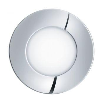 Iluminat Oglinda Led-Einbauspot D85 Chrom 4000K'Fueva 1' Eglo 96054