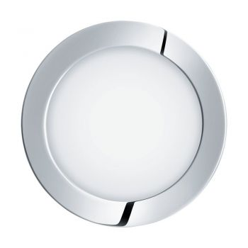 Iluminat Oglinda Led-Einbauspot D170 Chrom 3000K'Fueva 1' Eglo 96055