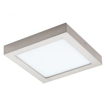 Iluminat Smart Led-Ble-Rgb-Cct Dl 225X225 Nickel 'Fueva Eglo 96679