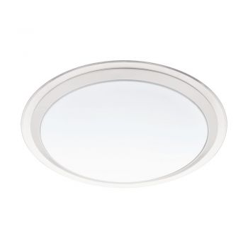 Iluminat Smart Led-Ble-Rgb-Cct Dl Ws-Silber 'Competa-C' Eglo 96818