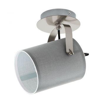 Spoturi iluminat Wl-1 E27 Nickel-M-Grau 'Vilabate' Eglo 98138