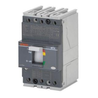 Intrerupator automat Mtx 160C C 25Ka 3P 100A Tm1 Gewiss GWD7047