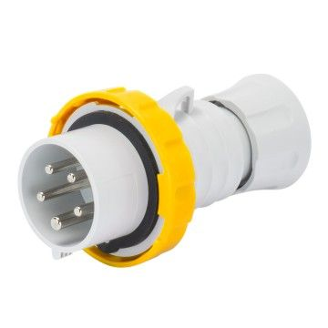 Fisa-stecher industrial Plug Hp Ip67 2P plus E 32A 110V4H Fw Gewiss GW60034FH