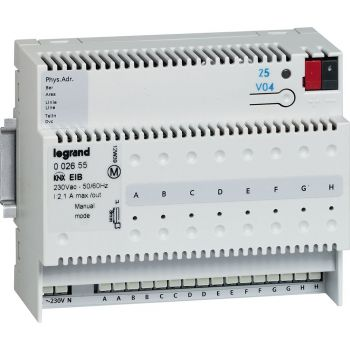 Legrand Knx Module 8 Entrees Knx Legrand 002655