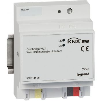 Legrand Knx Visualisateur Ip Legrand 003543