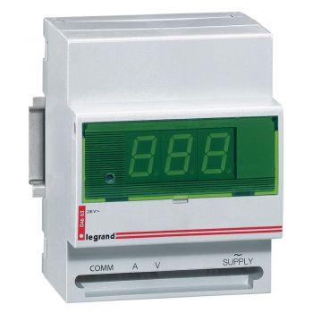 Contor Electric Ehipament Masurare Ampermetru-Voltmetru Digital Legrand 004663
