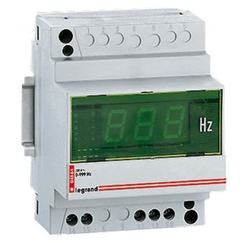 Contor Electric Ehipament Masurare Lexic Frecventmetru Digital Legrand 004664