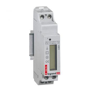 Contor Electric Ehipament Masurare Contor Energie Electrica 32A Mono 1Mod Imp Legrand 004670