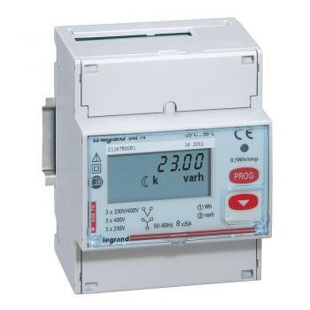 Contor Electric Ehipament Masurare Cont-Energie Tri Cu Tc 230V Legrand 004674