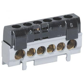 Distribuitor Bornier Faza 2X35Mm2-Plus-4X25Mm2 Legrand 004816
