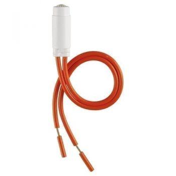 Led rosu semnalizare 110-250V 0.5W Vimar 00936.250.R