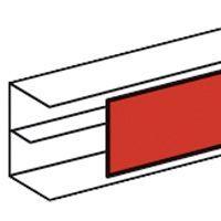 Canal Cablu Dlp Capac Flex-65 Alb 2M Legrand 010521