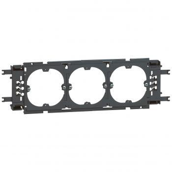 Canal Cablu Aluminiu Dlp Support 3P Cv85 Alu Legrand 011169