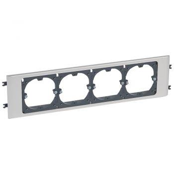 Canal Cablu Aluminiu Dlp Support 4P Cv85 Alu Legrand 011170