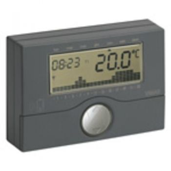 GSM timer-thermostat 120-230V anthracite vimar Surface mounting equipments 01913-14