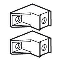 Tablou Electric Xl3 160 Set 2 Suporturi Pt Cleme Legrand 020050