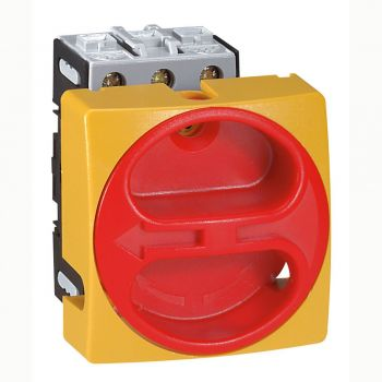 Intrerupator Rotativ Intrerupator Separator 3P 63A Legrand 022105