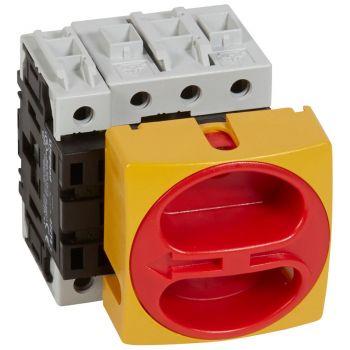 Intrerupator Rotativ Intrerupator Separator 4P 50A Legrand 022114