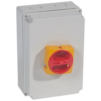 Intrerupator Rotativ Intrerupator Separator 3P 40A Legrand 022174