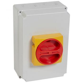 Intrerupator Rotativ Intrerupator Separator 3P 63A Legrand 022176