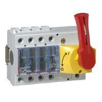Separator Intrerupator Vistop 4P 63A Cde Front-Rouge Legrand 022315