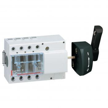 Separator Intrerupator Vistop 4P 63A Cde Lat-Rouge Legrand 022318