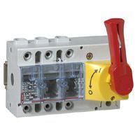 Separator Intrerupator Vistop 3P 100A Cde Front-Rouge Legrand 022320
