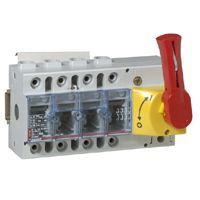 Separator Intrerupator Vistop 4P 100A Cde Front-Rouge Legrand 022322