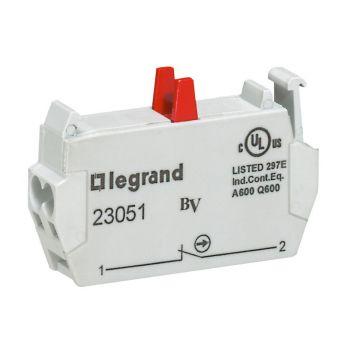 Separator Intrerupator Vistop 3P 160A Cde Front-Rouge Legrand 022351