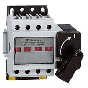Separator Intrerupator Vistop 4P 32A Legrand 022502