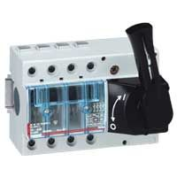 Separator Intrerupator Vistop 4P 100A Cda Frt-Neagra Legrand 022522