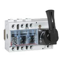 Separator Intrerupator Vistop 3P 100A Cda Frt-Neagra Legrand 022520