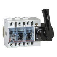 Separator Intrerupator Vistop 3P 160A Cda Frt-Neagra Legrand 022551