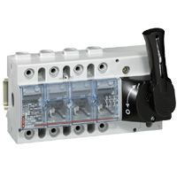 Separator Intrerupator Vistop 4P 160A Cda Frt-Neagra Legrand 022553