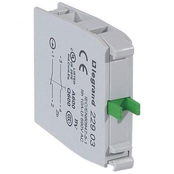 Control Si Semnalizare Osmoz Bloc Nonf Vis Legrand 022903
