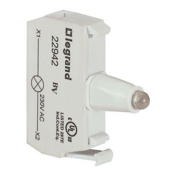 Control Si Semnalizare Osmoz Bloc Led Verd-230V Racord Suru Legrand 022942