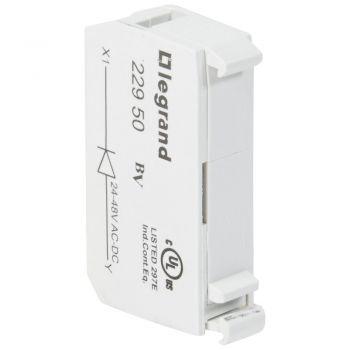 Control Si Semnalizare Osmoz Bloc Test 1 Diode Vis Legrand 022950
