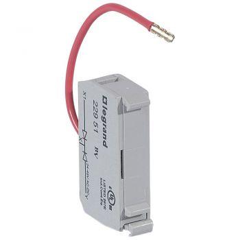 Control Si Semnalizare Osmoz Bloc Test 2 Diodes Vis Legrand 022951