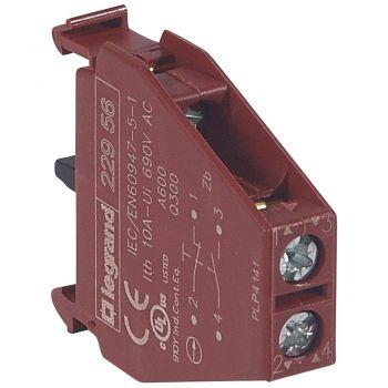 Control Si Semnalizare Osmoz Bloc Manip No-Nf Vis Legrand 022956